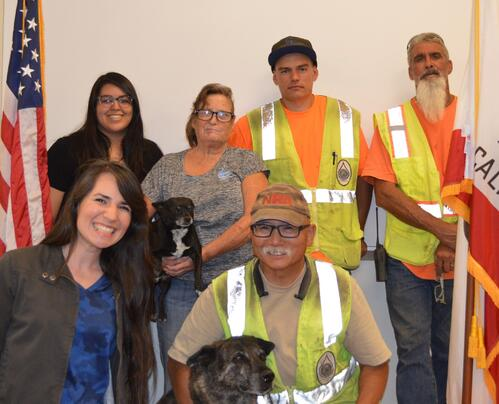 Cabazon Water District staff count on Accent Computer Solutions