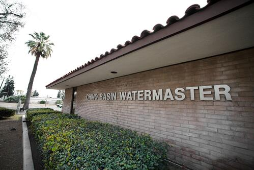 Chino Basin Watermaster building
