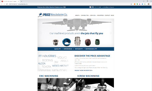 Price web