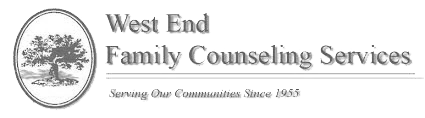 West End Family logo-bw
